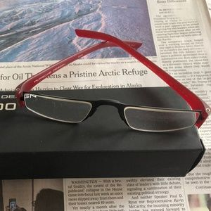 Porsche Design Other - Porsche design reading glasses +1.5